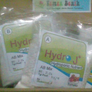 nutrisi AB mix Hydro J Tomat