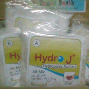 nutrisi AB mix Hydro J cabe