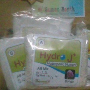 nutrisi AB mix hydro J Bunga