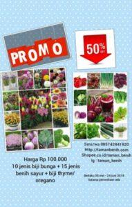 Paket Promo 50% -26 jenis